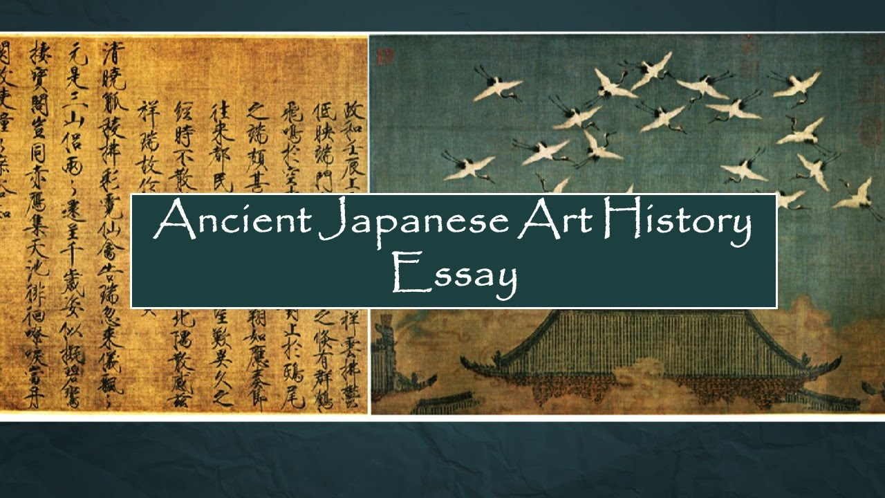 essay on ancient chinese art View essay - essay on 'why is the chinese garden a paradise for ancient chinese scholars' from hiar 08009 at university of edinburgh anna oerter s1231758 history of art 1 why is the chinese garden a.