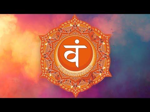 SACRAL CHAKRA HEALING MUSIC || Soothing Seed Mantra VAM Chants Clear + Unblock Sacral Chakra