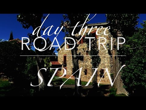 Road Trip Spain. Day Three. Poitiers to Irun, northern Spain.