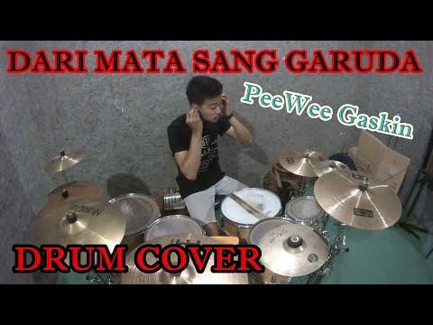 PeeWee Gaskin - Dari Mata Sang Garuda (Nerzha Drum Cover)