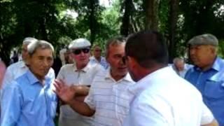 Дагестанские ногайцы заручились поддержкой Белавенцева