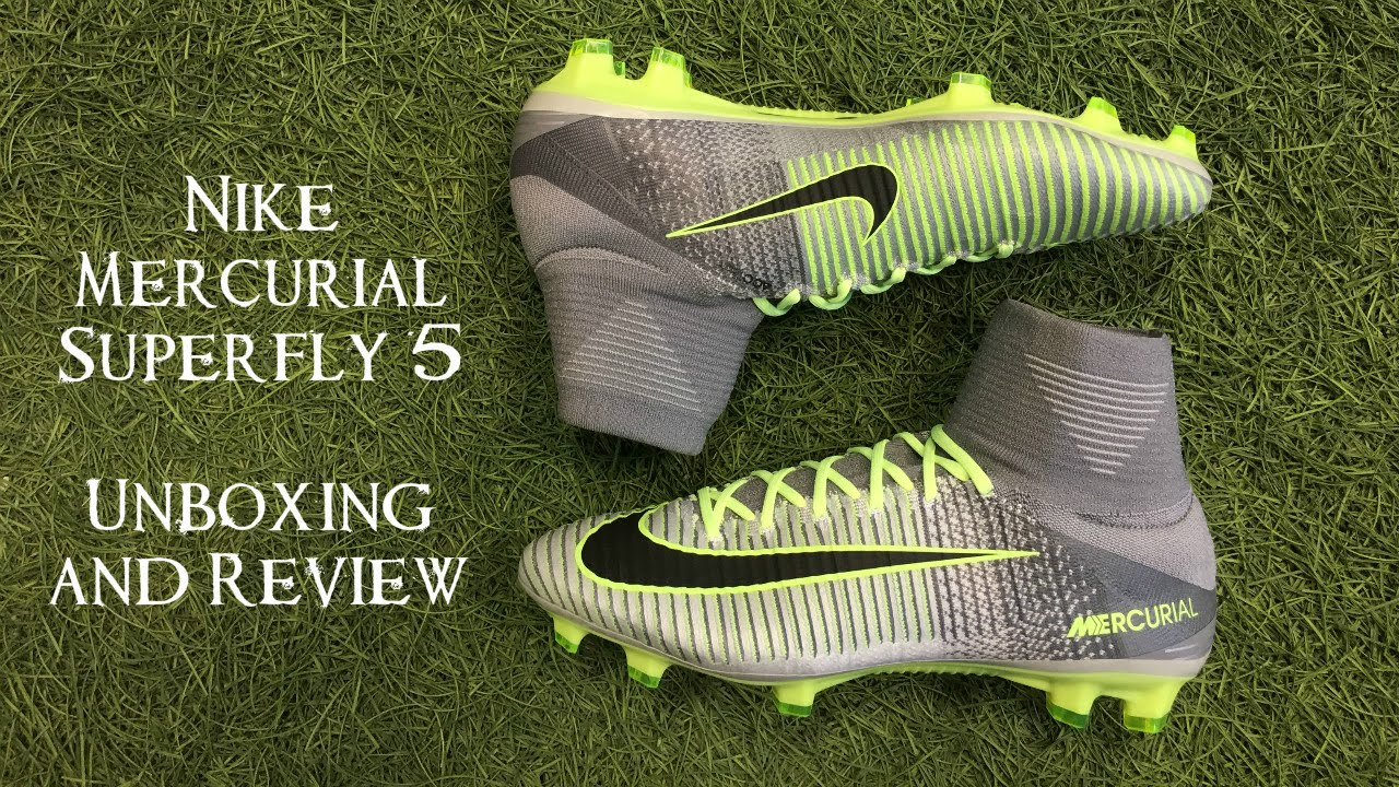best service a1ba3 a08b3 Nike Mercurial Superfly 5 (ELITE PACK) - Unboxing   Review