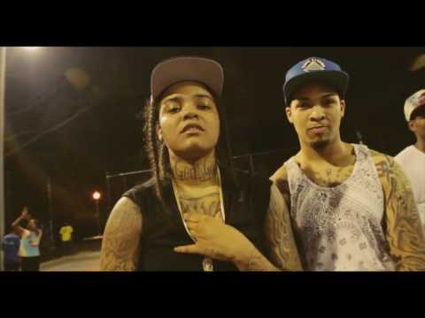 Young M A 'Check' Freestyle Music Video