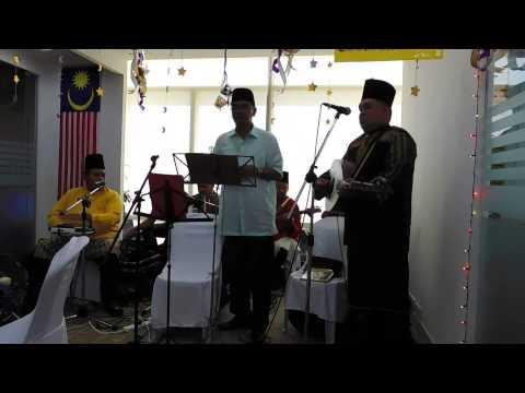Sesi Karaoke Client bersama Ghazal