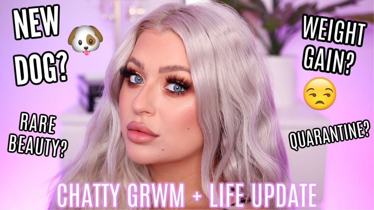 Chatty Grwm Makeup Tutorial New Dog Weight Gain Life Update Youtube If you're in the earning money on youtube is a great way to be rewarded for good, engaging content on the platform. chatty grwm makeup tutorial new dog weight gain life update