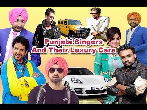 Punjabi Singers And Their Luxury Cars | Dainik Savera