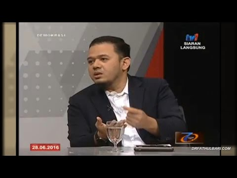 Dr Fathul Bari Tegur Dr Mujahid Yusof Rawa Cuba Beri Persepsi Buruk Kepada Akta Keselamatan Negara