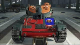 World of Tanks AMX 13 75 - описание, как играть, характеристика, советы!!)