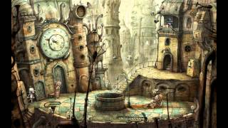 Tomáš Dvořák - By The Wall (Machinarium Soundtrack)