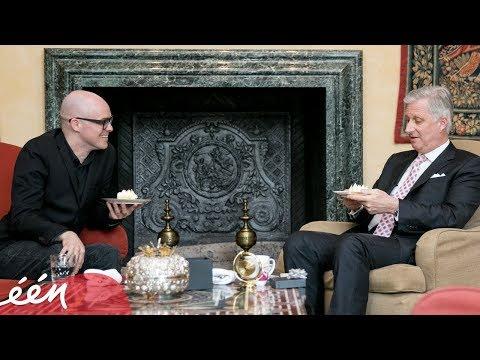 Philippe Geubels en Koning Filip vieren samen hun verjaardag 👑
