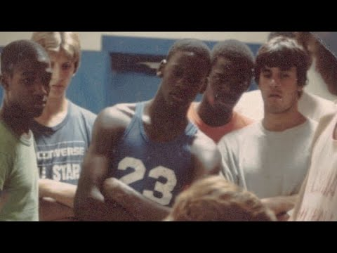 When A 17 Year Old Michael Jordan Met His Equal At A Basketball Camp - JxmyHighroller