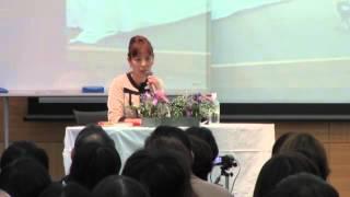 2013年魂の語らいイベントでの、村上和雄博士と入江富美子さんの対...