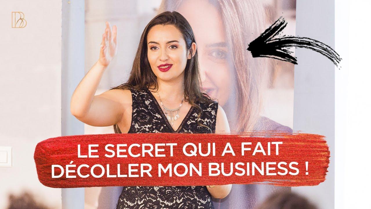 Gagner en organisation pour réussir son business ! Le secret qui m'a fait décoller !