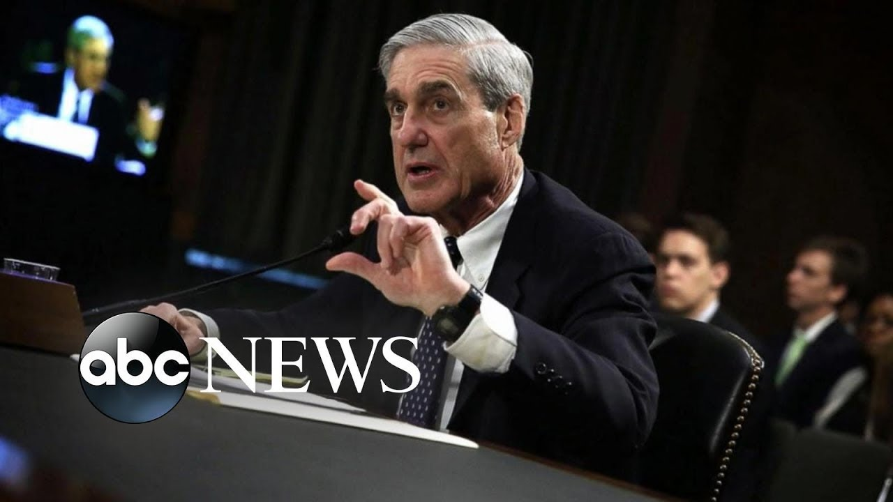 Mueller to testify, ICE arrest foiled, Hollywood sex scenes in the #MeToo era | ABC News