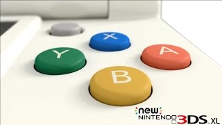 """""""New Nintendo 3DS"""" Announcement Analysis - New 3DS / New 3DS XL"""