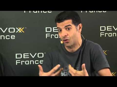 Interview DevoxxFR 2015 avec Sami Jaber - Le futur de GWT