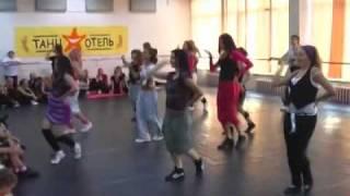 Открытый урок Танц-Отеля и Танц-Лагеря «Лето-2010»