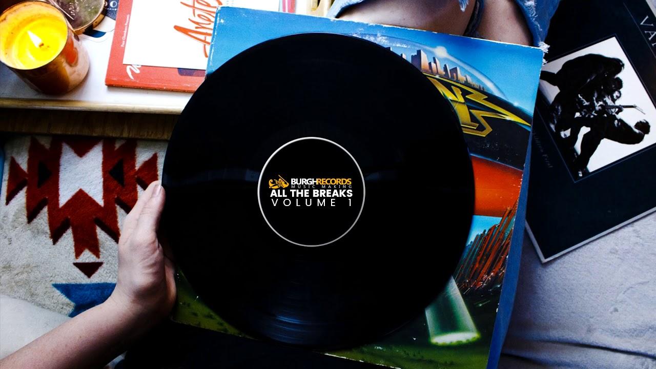 Drum Breaks - All The Breaks Vol 1 | BurghRecords