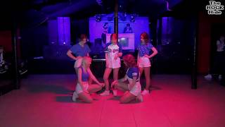 fergie milf little mix power dance cover by rampageночная korea party 21 22042018