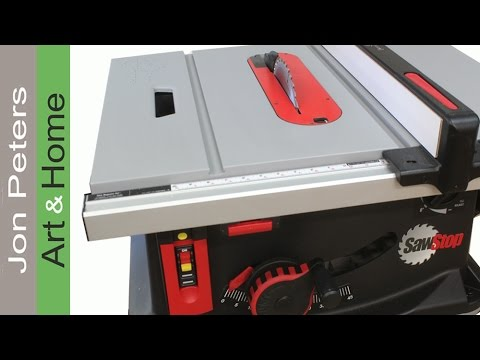 Unbox & Assemble the SawStop Jobsite Saw - My First Impression