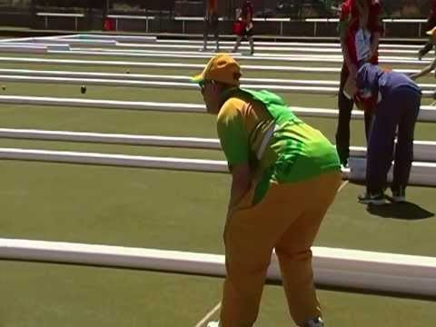 Special Olympics Asia Pacific Games Day 2 Bocce Highlights