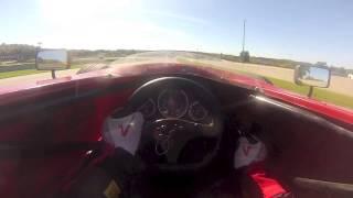 Road America onboard Skip Barber - Patrick Dussault
