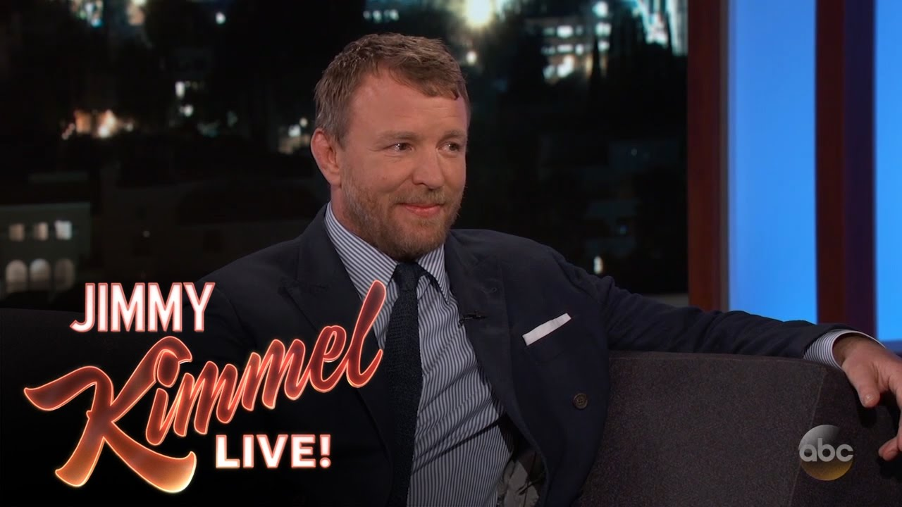 Guy Ritchie Doesn't Care What You Think (Usually)