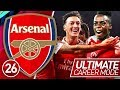 FIFA 19 ARSENAL CAREER MODE #26 | INAKI WILLIAMS DEBUT! (ULTIMATE DIFFICULTY)