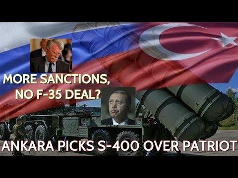 Final Pentagon Ultimatum! Will Turkey's Erdogan Defy US Pressure & Choose Russia S-400 Over Patriot?