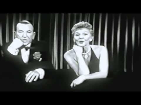Noel Coward and Mary Martin  Medley 1955