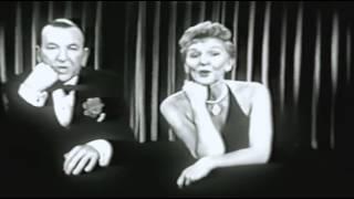 Noel Coward and Mary Martin - Medley (1955)