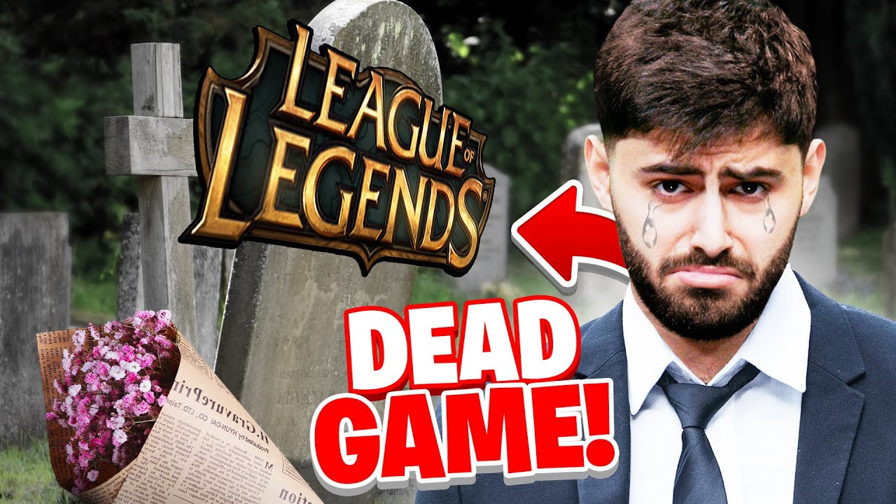 Download Yassuo | WHY I THINK LEAGUE OF LEGENDS IS DYING!