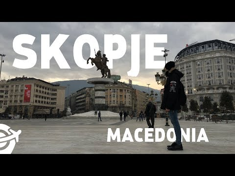 SKOPJE, Macedonia | vdeviajar.com
