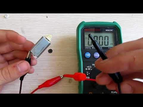 Как проверить потребление тока мультиметром