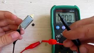 видео Как определить мощность и ток электродвигателя