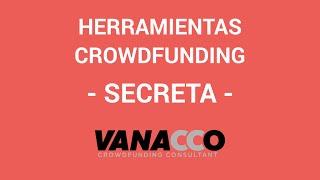 Tutorial: ¿Cómo detectar herramientas para tu crowdfunding? (Recompensa secreta)