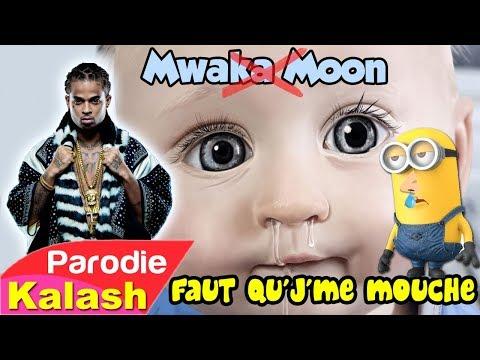 (Parodie Minions) Kalash - Faut qu'j'me mouche