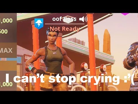 He CRIES After I Buy Him The TIER 100 Battle Pass In Fortnite