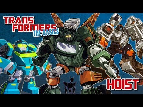 TRANSFORMERS: THE BASICS on HOIST