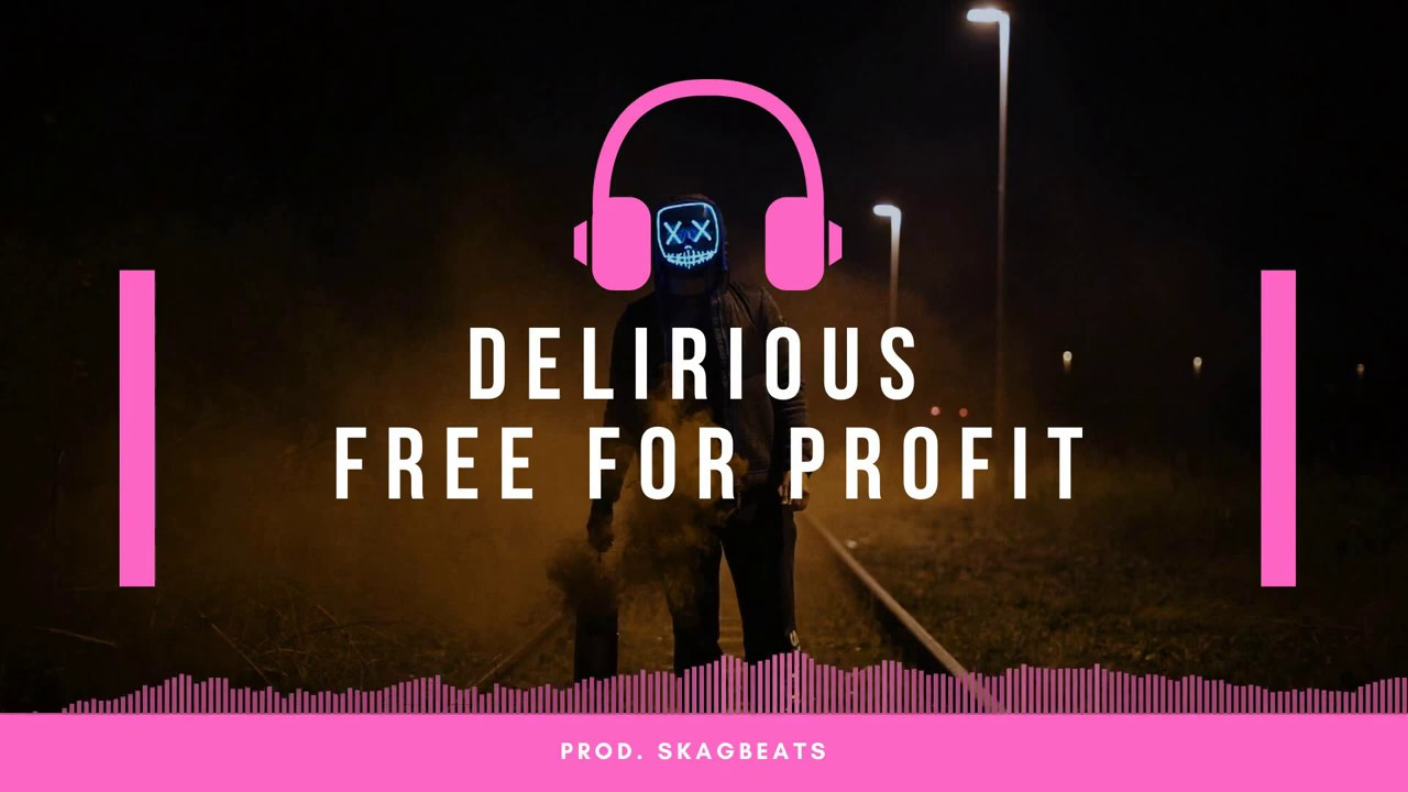 (Free For Profit) Hard Aggressive Trap Beat 2020 II Delirious II Prod. Skagbeats