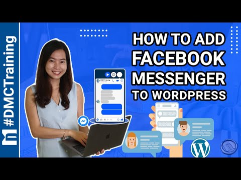 How To Add Facebook Messenger To WordPress【Simple & Easy】