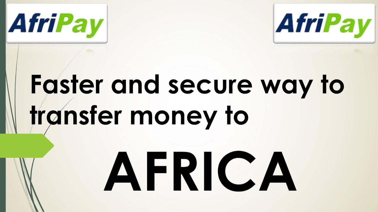 International Money Transfer To Nigeria