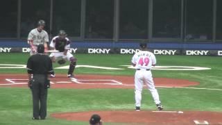 プロ野球 2011年/平井光親氏の始球式