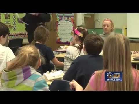 D.A.R.E. Curriculum Returns To Gwinn Area Community Schools