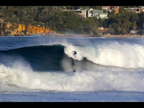 Manly Afternoon Delight HD | Surfing Manly Beach, Australia Surf Spots - WavesSomewhere.com