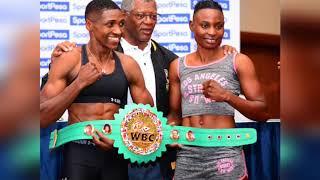 Baixar FATUMA ZARIKA EMERGING AS CHAMPION OVER CATHERINE PHIRI PUBLIC REACT #KENYA #ZAMBIA #WBC #BOXING
