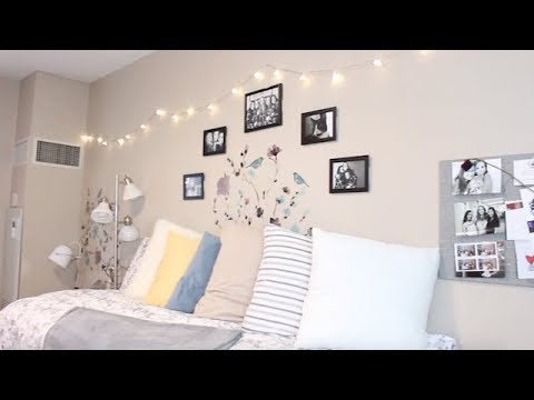 Dorm Room Tour | Washington University in St. Louis