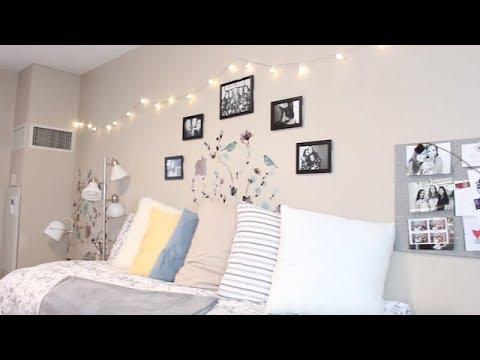 Dorm Room Tour | Washington University In St. Louis Part 52