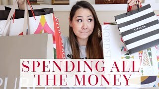 come black friday shopping with me what i bought