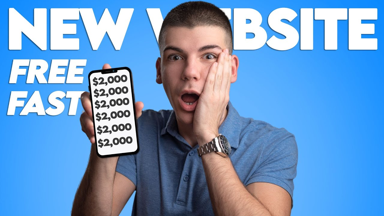 Earn $2,000 a Day For Free Using NEW Website (Make Money Online) | Investor